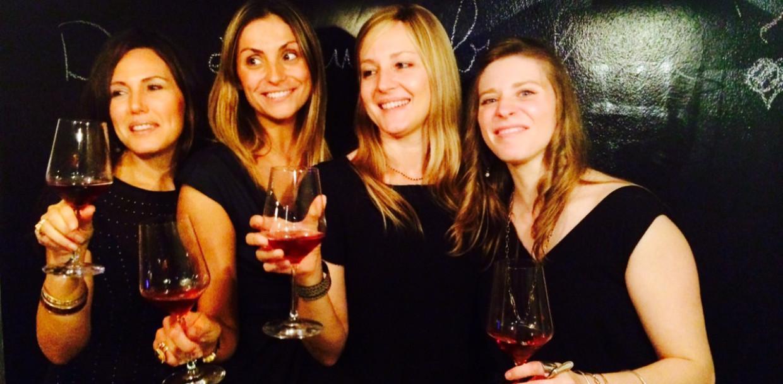 Tanca Gioia Carloforte's U Tabarka wines land at La Cieca Pink