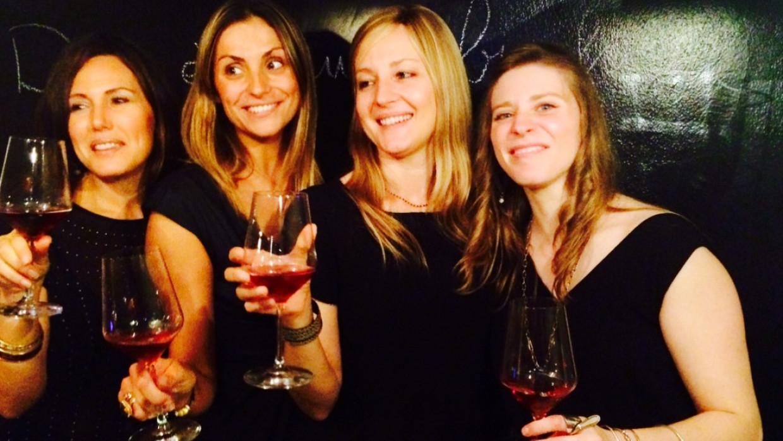 I vini U Tabarka di Tanca Gioia Carloforte arrivano a La Cieca Pink